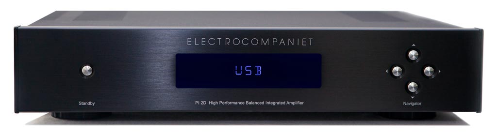 Electrocompaniet PI 2D Prelude Integrated Amplifier