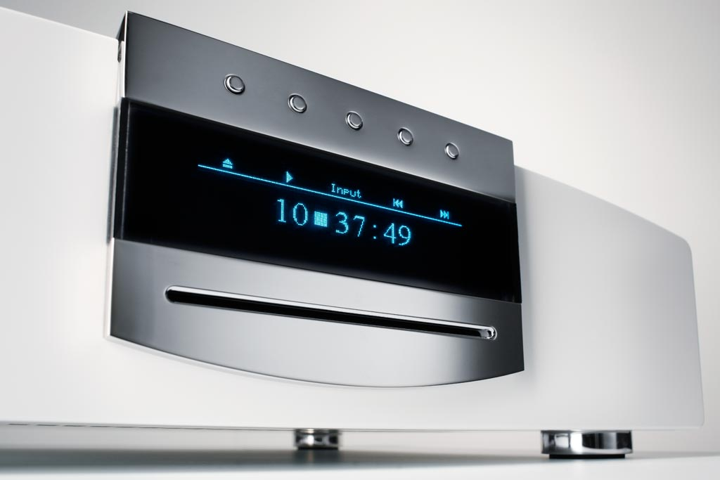 Mbl Corona C31 Cd Player Review