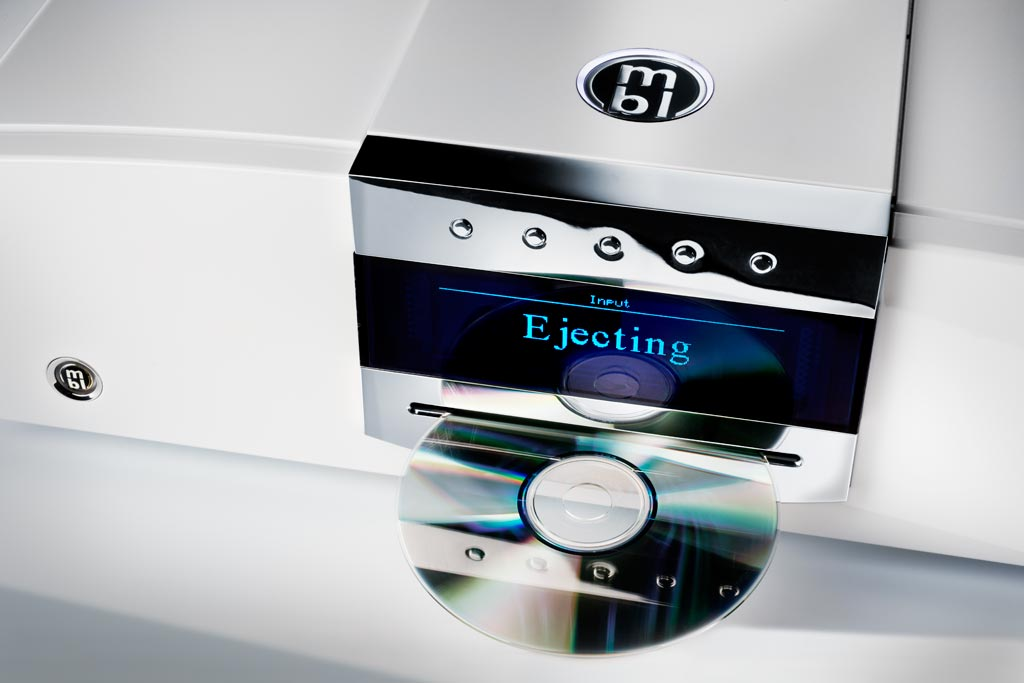 MBL Corona C31 CD Player