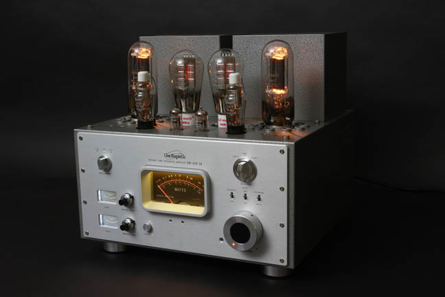 Line Magnetic 219IA Single Ended Triode Integrated Amplifier