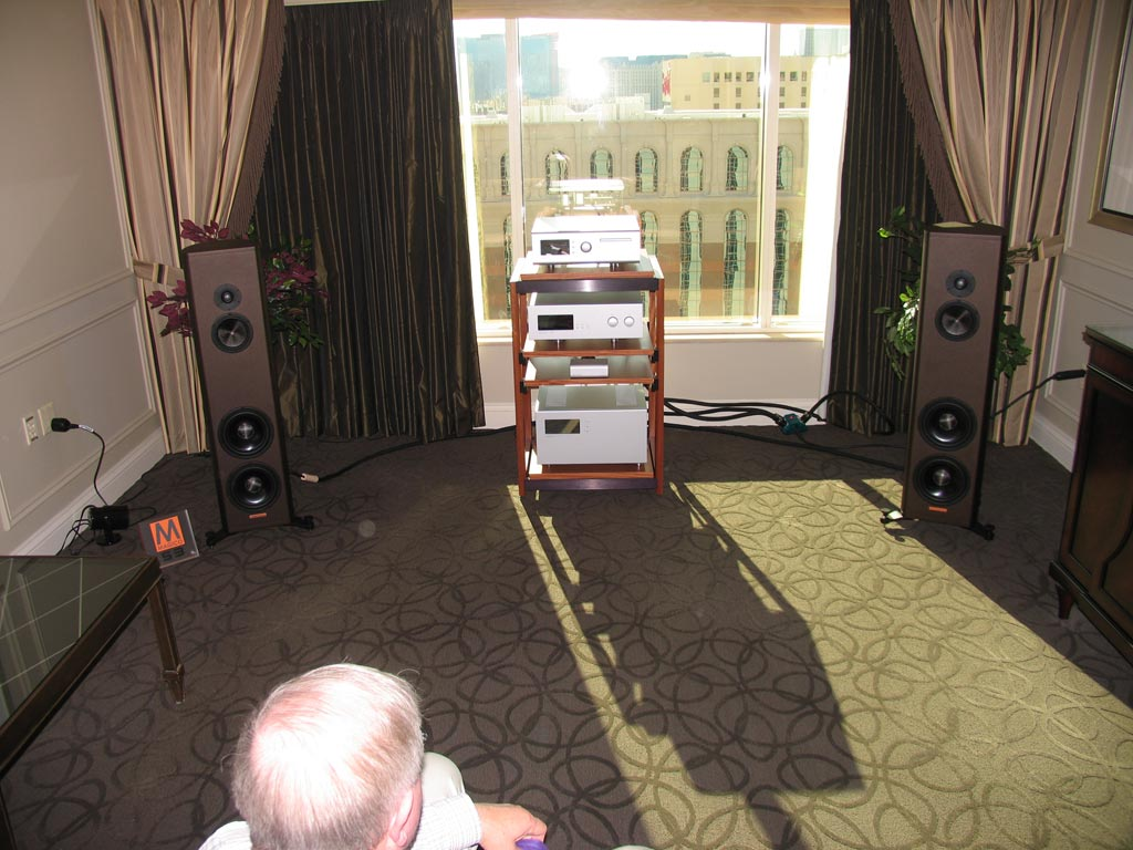 Solution and Magico S3 at CES 2014