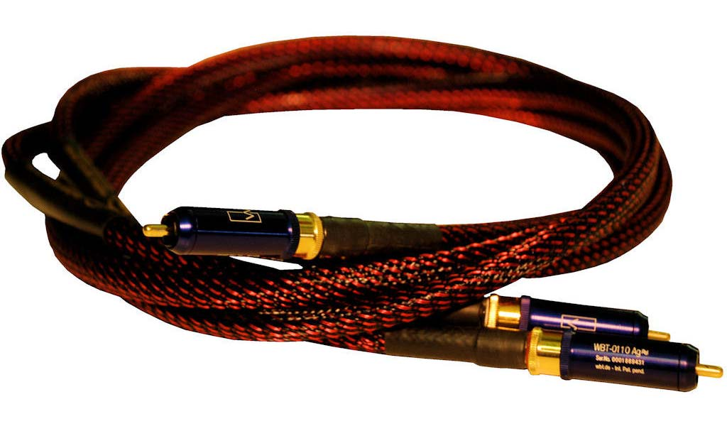 Snake River Audio Cottonmouth RCA Interconnect Cables