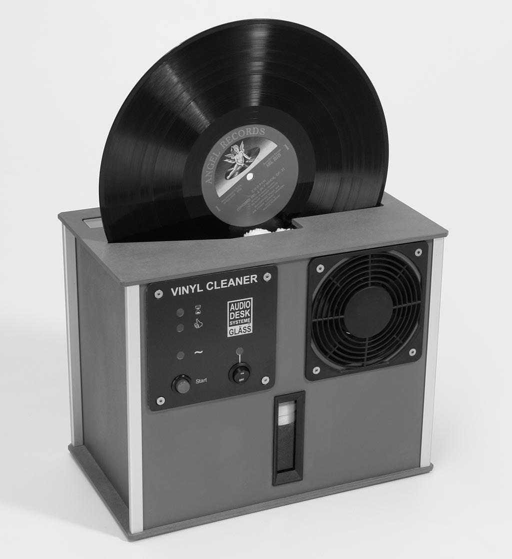 Audio Desk Vinyl Cleaner