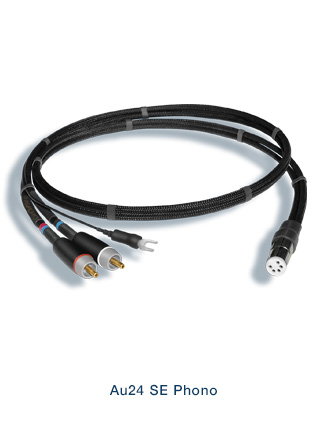 Audience Au24 SE Phono Cable