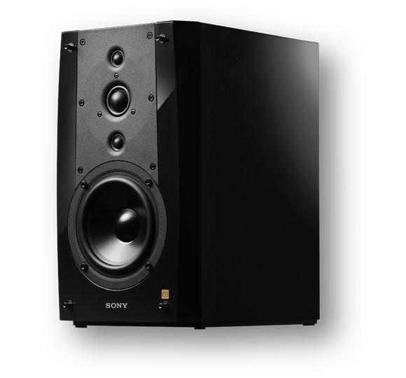 Sony SS NA5ES Bookshelf Speaker Review