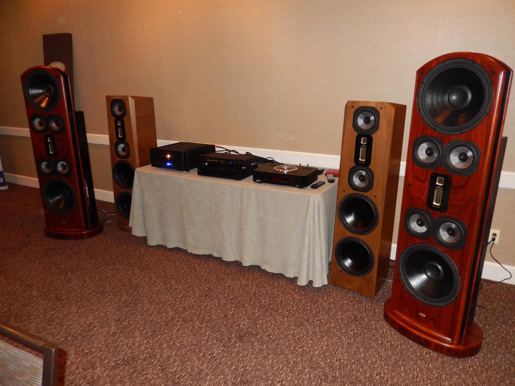 Legacy Audio at Axpona 2014
