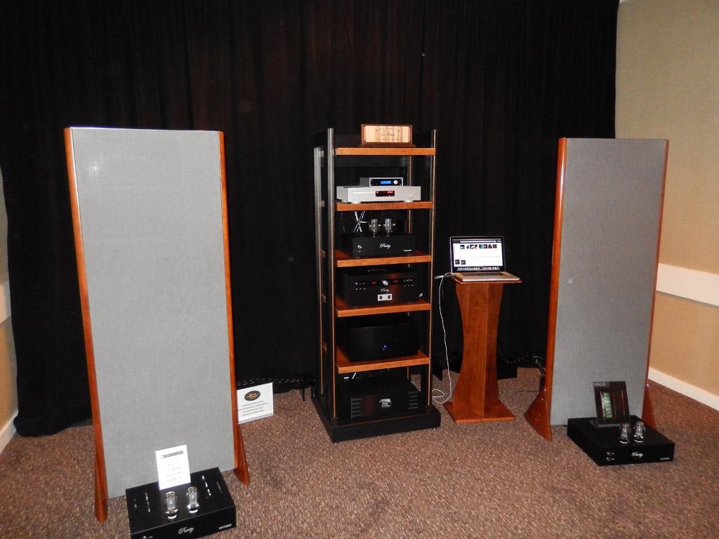 King Sound at Axpona 2014