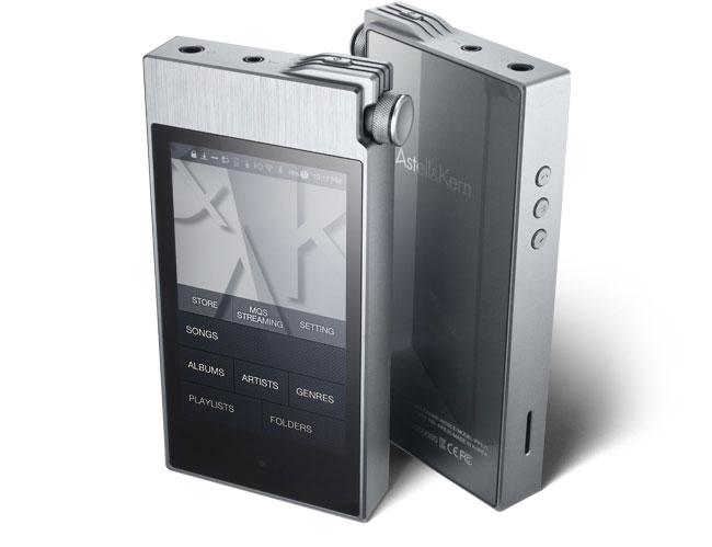 astellnkern ak100II portable player