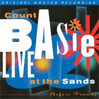 Count Basie - Live at the Sands: before Frank