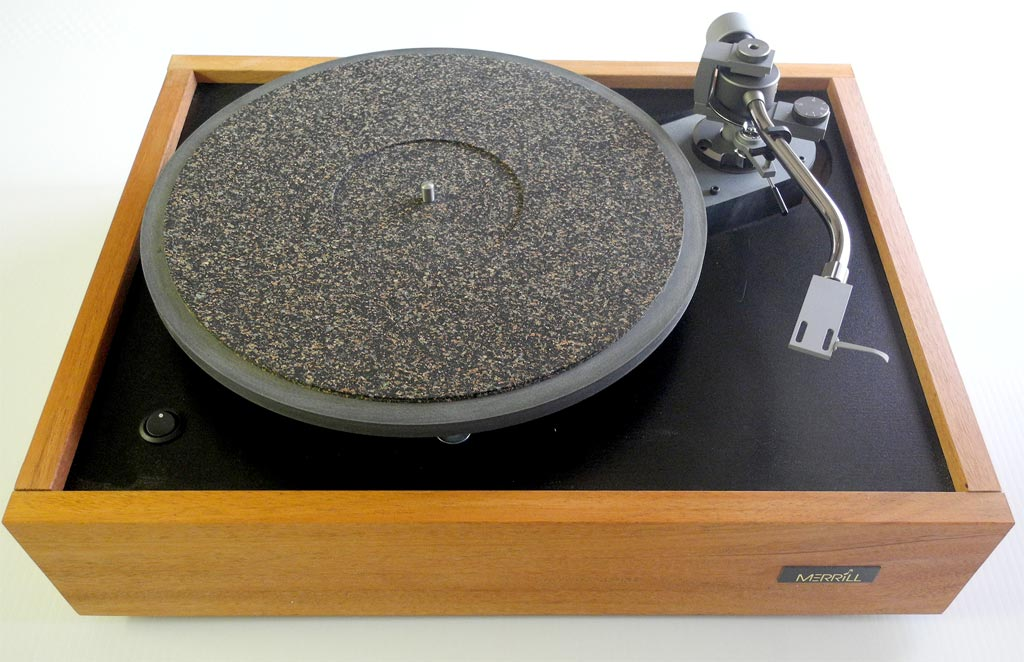 Merrill Replica ES-R1 Turntable