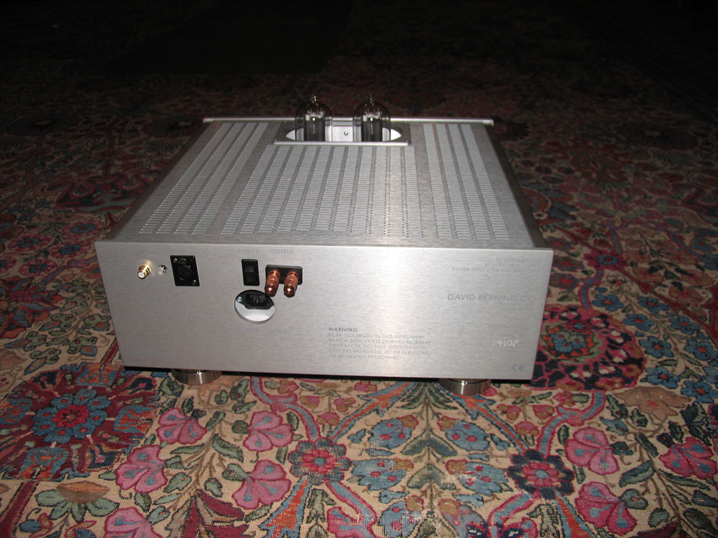 Berning 211/ 845 OTL Amps
