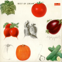 Best of Cream 180g LP