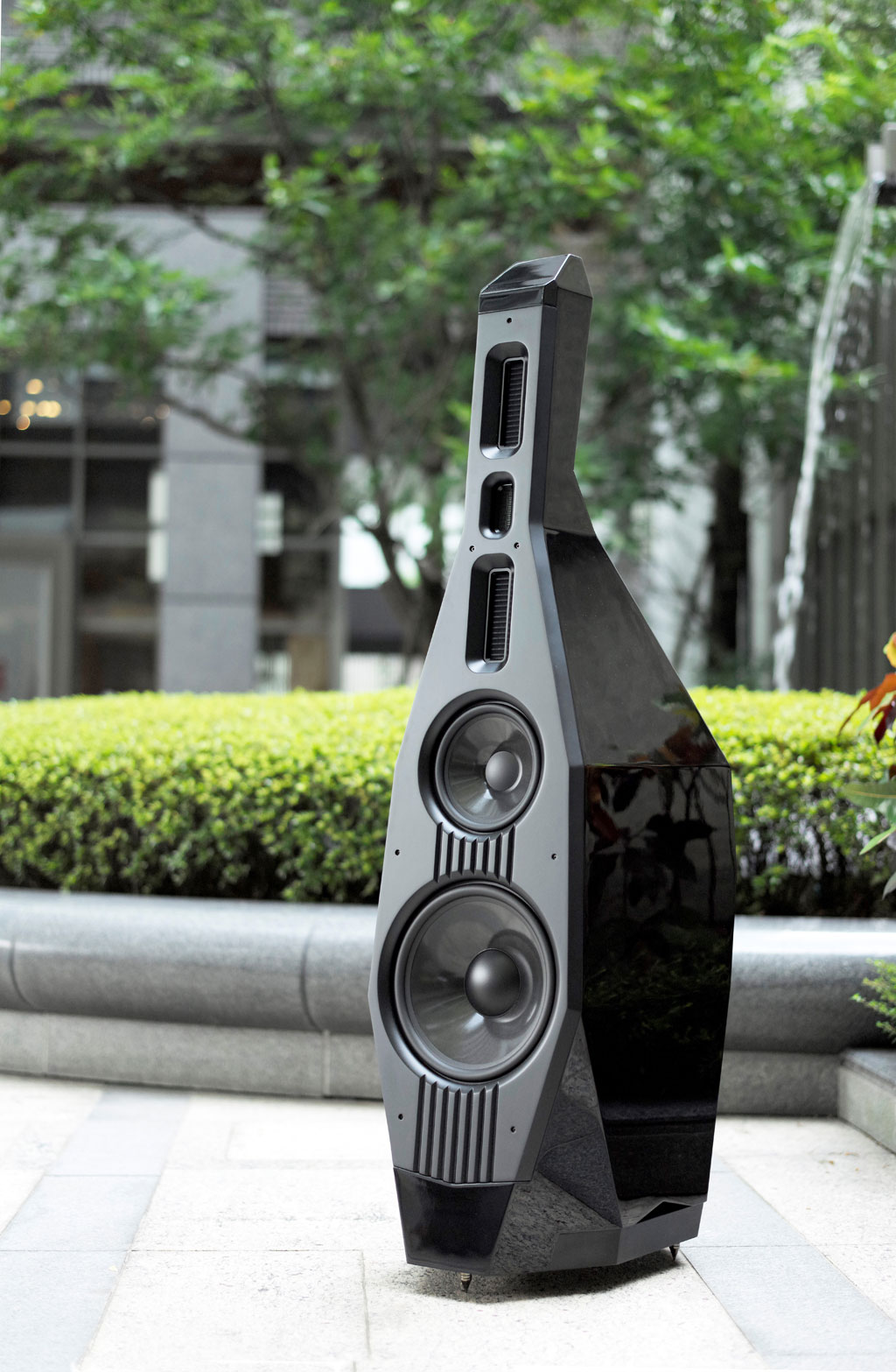 Lawrence Audio Double Bass Speakers Review