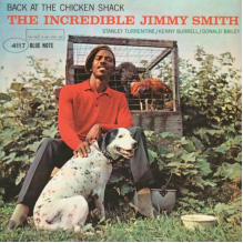 HJIMMY SMITH BACK AT THE CHICKEN SHACK ANALOGUE PRODUCTIONS/BLUE NOTE 180g 45rpm 2LPs